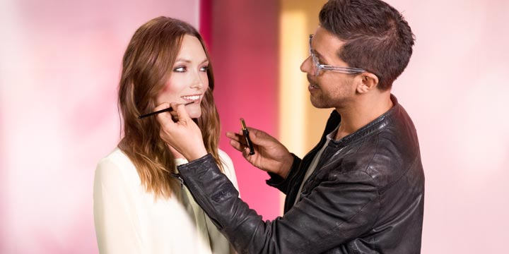 Zartes Make-Up für den perfekten Frühlingslook