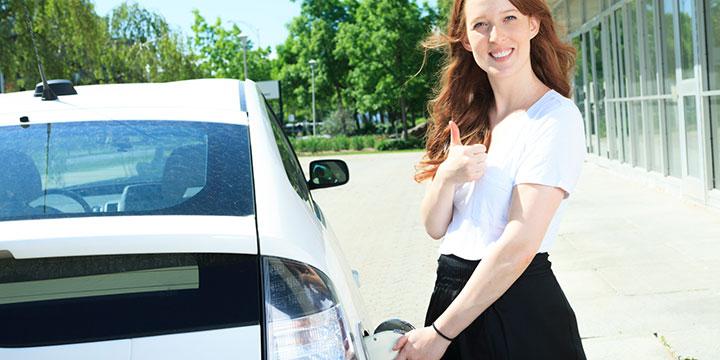 Auch Elektroautos schaden der Umwelt durch CO2
