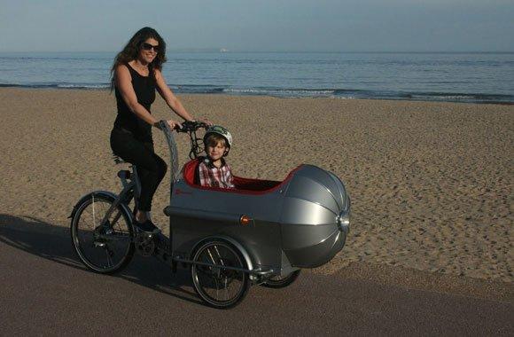 Elektro Fahrrad mal anders