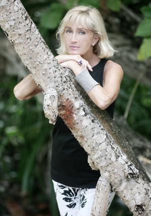 EX-Model Eva Malmström ist überzeugt vom nachhaltigen Tourismus