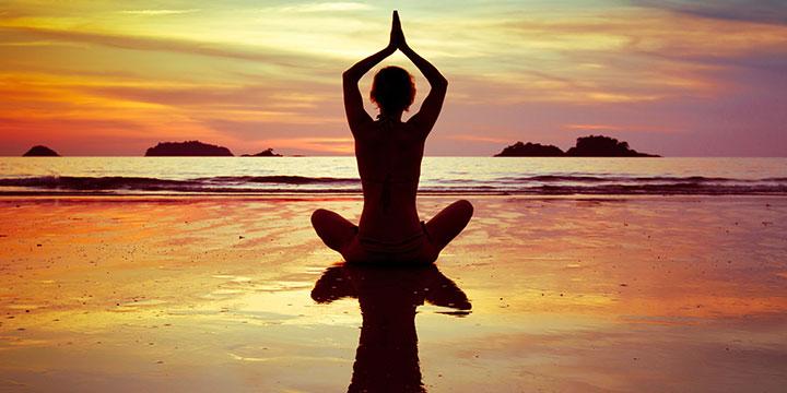 Meditation: Diese 7 Chakras werden beim Yoga aktiviert