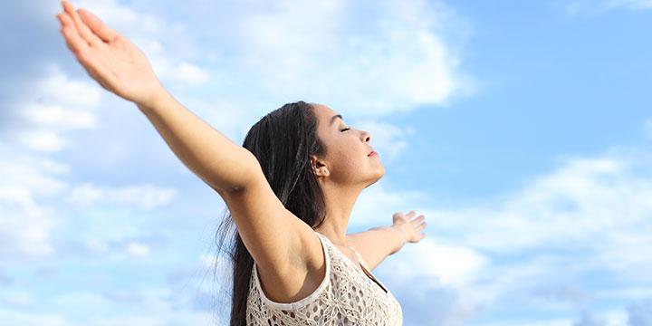 Gesund bleiben durch richtiges Atmen