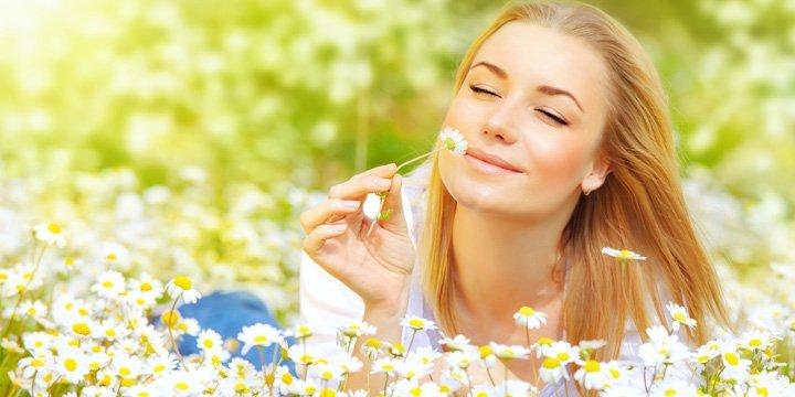 Selbstgemachte Gänseblümchen-Kosmetik: Reiniger mit Strahlkraft