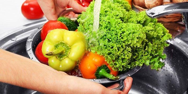 Zehn Tipps, um Gemüse frisch zu halten