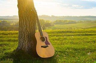 Straßenmusik für eine bessere Welt