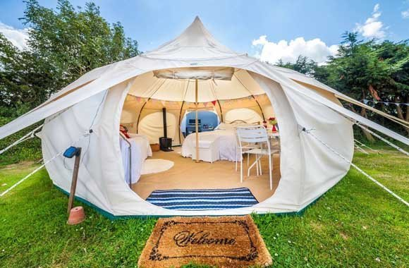 Camping deluxe
