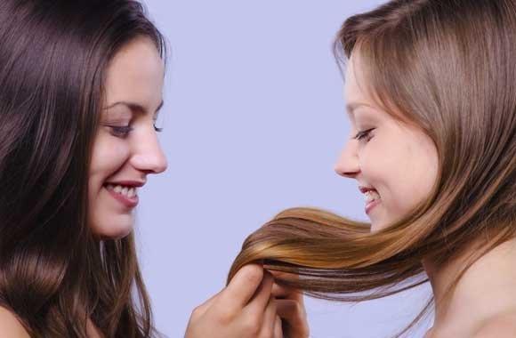 Schöne Haare mit Glanz &Volumen, die Bürste machts