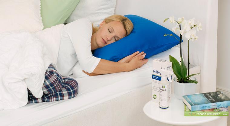 Hausstauballergie kann Asthma auslösen