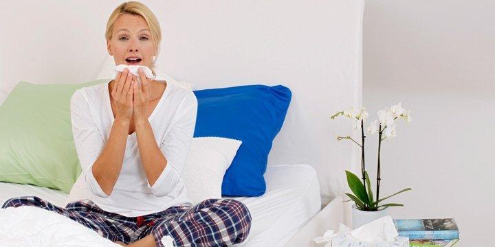 Sieben Tipps für Hausstauballergiker