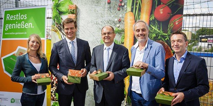 Gemeinsam gegen Lebensmittelverschwendung