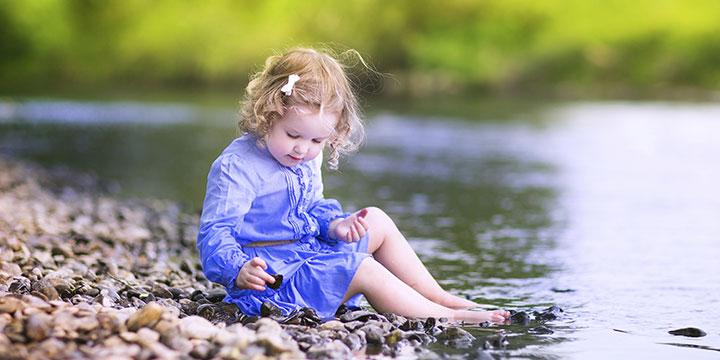 Wie erziehe ich mein Kind zur Nachhaltigkeit?