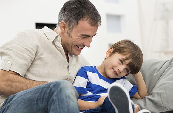 Konflikt Familie und Beruf gilt auch für Männer