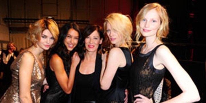 Voller Erfolg für Minx auf Fashion Week