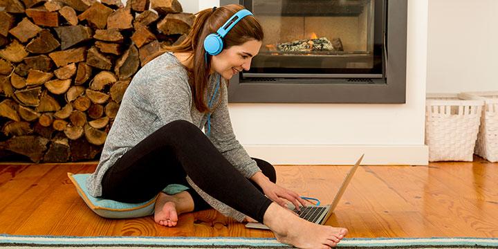 So wird dein Wohnzimmer zur gesunden Wohlfühl-Oase