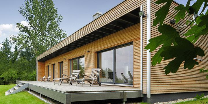 Cleveres Eco Gesundheitshaus mit Strahlenschutz