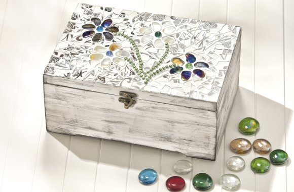 Mit Mosaik zauberhaft gestalten: Alte Technik neu entdeckt