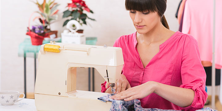 Kleidung reparieren, tauschen und teilen