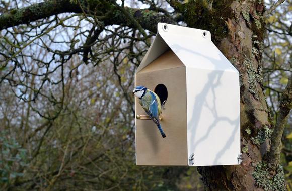 Upcycling, Fesches Vogelhaus von Jam Furniture