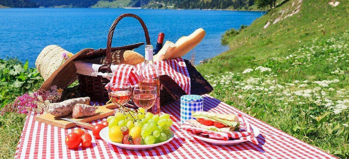 Fingerfood Rezepte: einfach und schnell für Party, Picknick und Co.