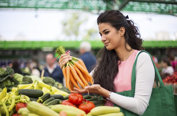 Regional einkaufen: warum es gesünder ist!