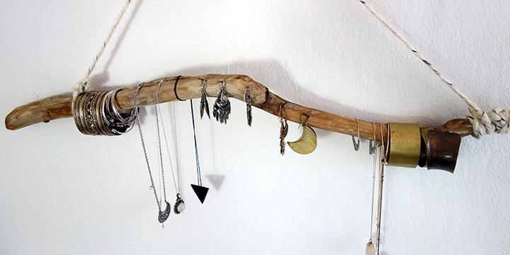 Deko für zuhause: Treibholz möbel selber machen