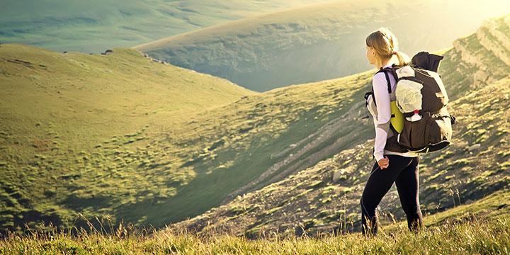 Meditation im Gehen als Anti-Stress-Programm