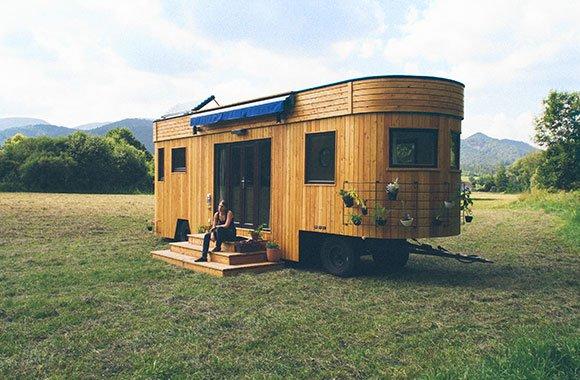 Wohnwagen für Selbstversorger: Autark in der Natur