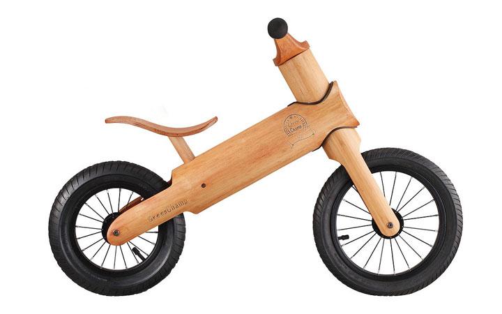 GreenChampsBikes -  Eco-Balance Bike aus Bambus