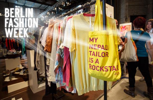 Es gab viel zu Bestaunen auf der Berlin Fashion Week