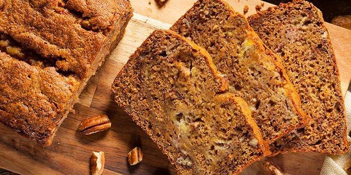 Gesundes Kraft-Brot ganz einfach selber machen