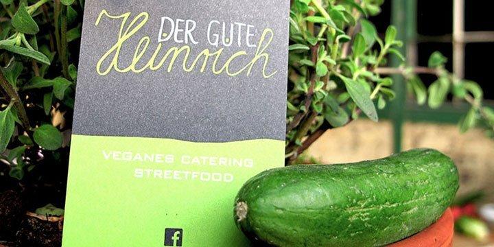 Deftig veganes Streetfood von Der Gute Heinrich