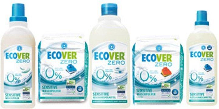 Ecover Zero: Die neuen Allergiker-Produkte