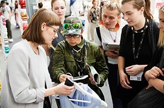 Berlins grüne Modemessen auf der Zielgeraden