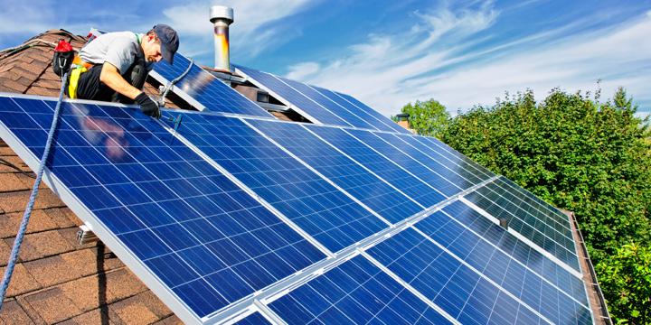 Erneuerbare Energien zeigen den Weg in umweltfreundliche Zukunft