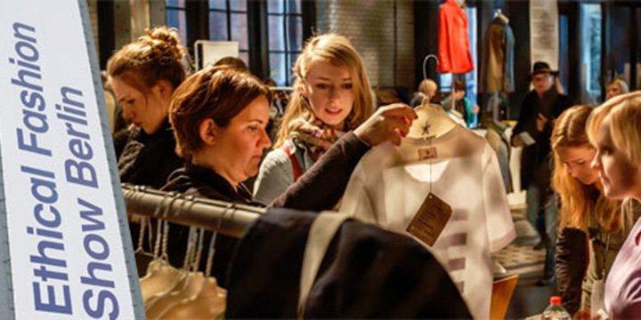 Ethical Fashion Show: Mehr Aussteller, mehr Besucher
