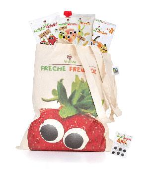 Freche Früchte Paket für Kinder