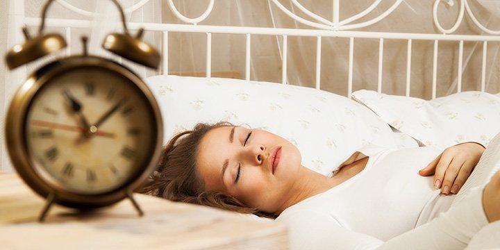 Gesunder Schlaf - Die innere Uhr ins Gleichgewicht bringen