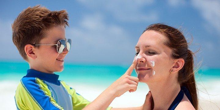 Diese Bademode schützt vor UV-Strahlen: sinnlos oder nützlich?