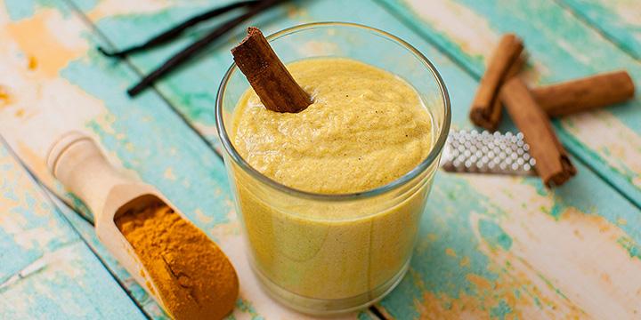Goldene Milch - das Wunderelixier