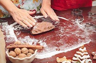 Plätzchenbacken mit Geling-Garantie! So gelingt das Weihnachtsgebäck