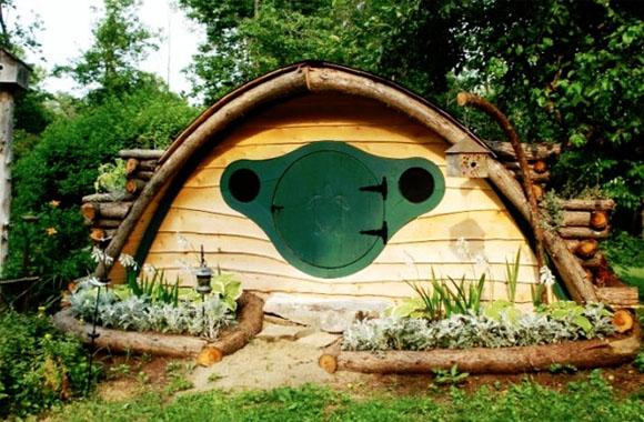So tauchen Kinder, Familien und Gartenfans ins Reich der Hobbits ein