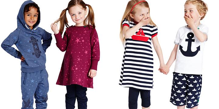 Das sind die Kidswear-Trends für den Sommer