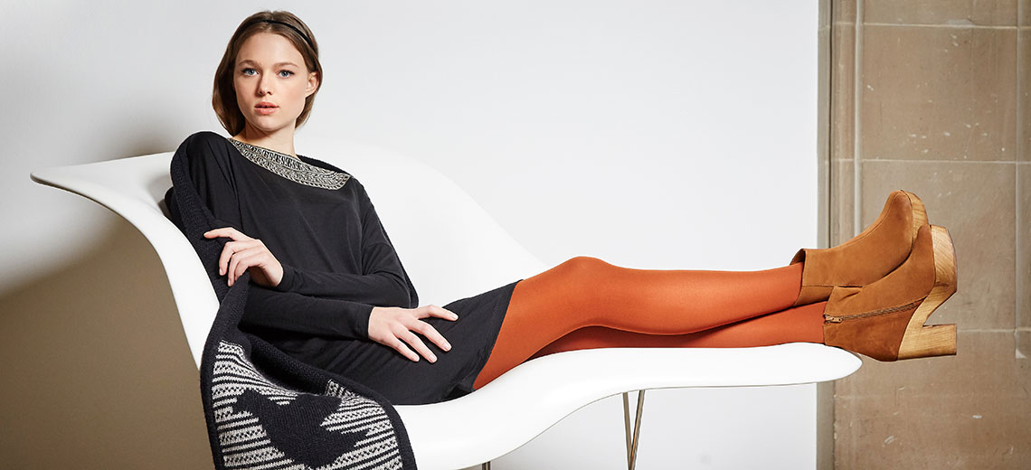 Nachhaltige Mode - so cool und klar wie der Winter