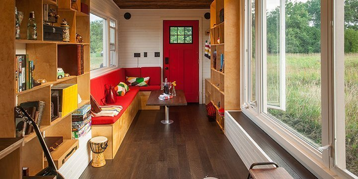 Ein Traum wird wahr: Erfüllt leben auf kleinem Raum
