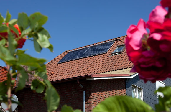 Kostenlos und klimafreundlich: Solare Wärme effizient nutzen