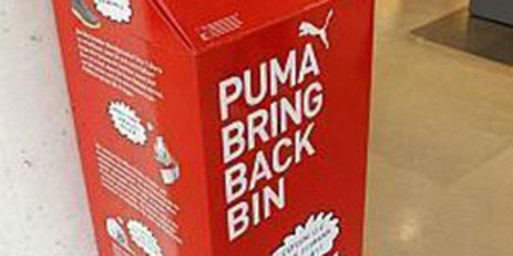 Bring me back - Puma nimmt Kleidung zurück