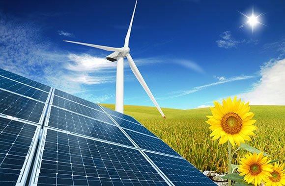 Nachhaltig in Erneuerbare Energien investieren: Grüne Geldanlagen