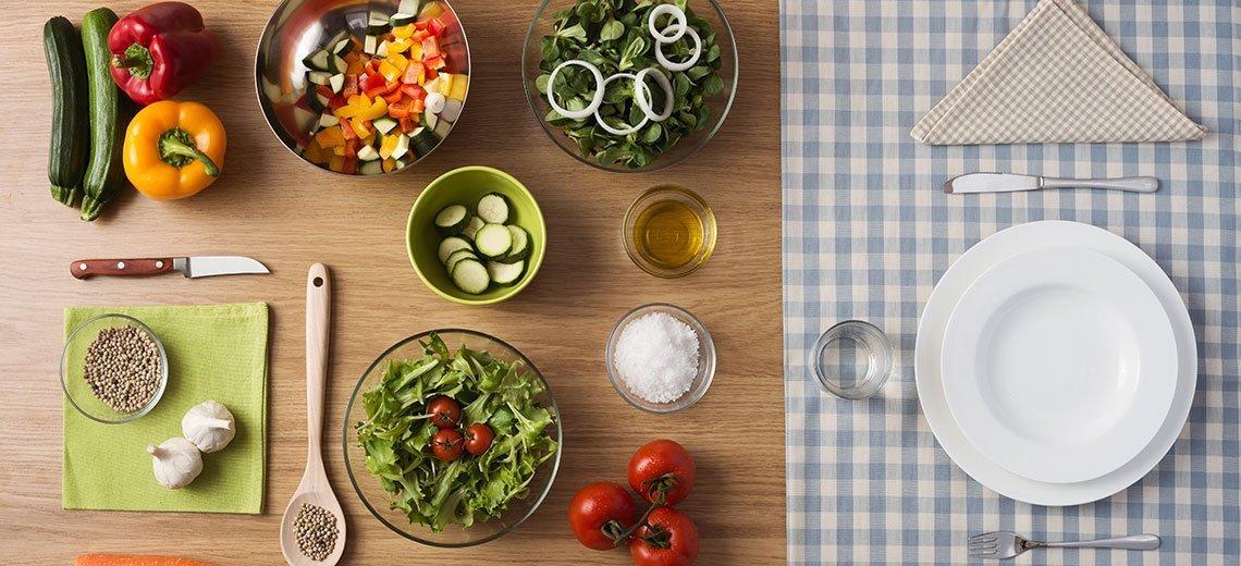 Vegan und glutenfrei: Was und wo kann man essen?