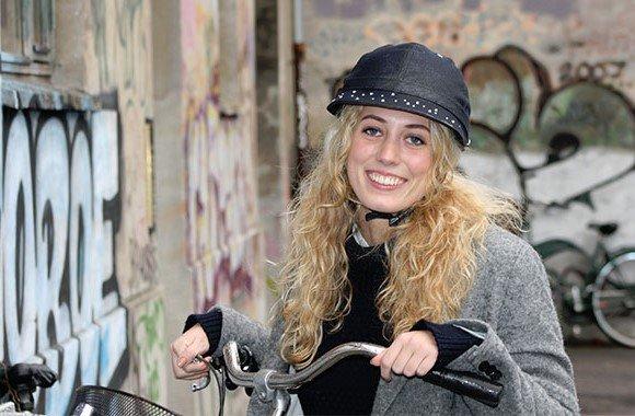 Fahrradhelme ohne Stilverlust