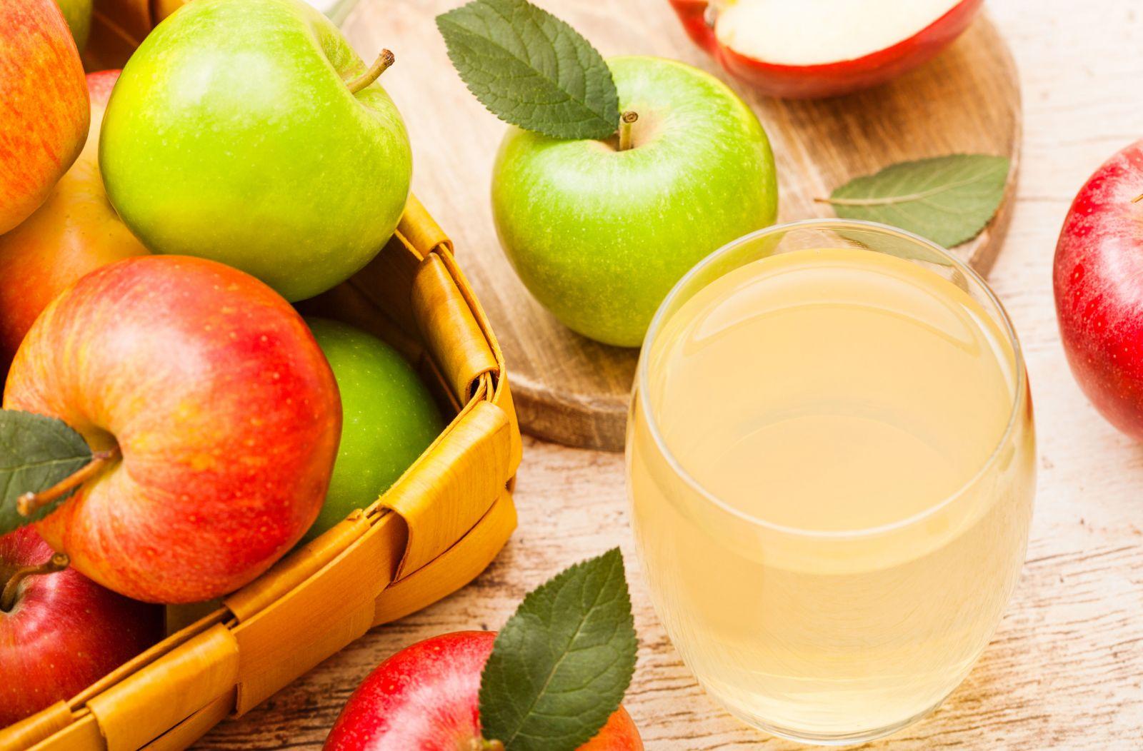 Äpfel von Streuobstwiesen sind sehr gesund und ausserdem nachhaltig.